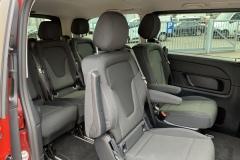 Autopůjčovna Mercedes  Benz V class  10