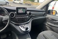 Autopůjčovna Mercedes  Benz V class  17